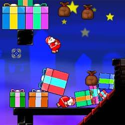 Super Santa Kicker 2 Game