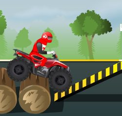 ATV Dirt Challenge Game