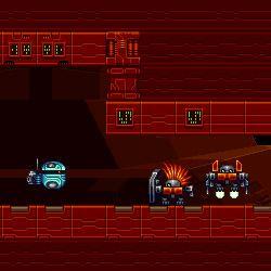 Robot Riot Game