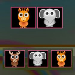 Brain Power - Animals Game