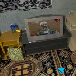 Escape 3D - Bin Laden Villa Game