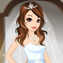 Wedding Girl Dress Up Game