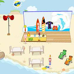 Beach Resort Game