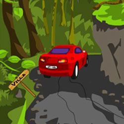 The Forest Road Game