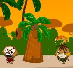 Coconuts Battle Game