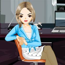 Suzy the Receptionist Game