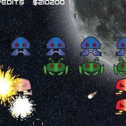Invaders Zero Game