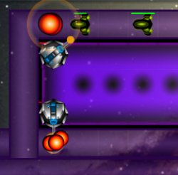 Black Sky Tower Defense Game