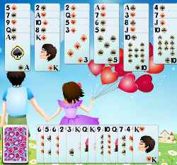 Golf Solitaire First Love Game