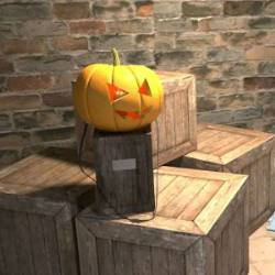 Escape 3D - Witch House Game