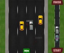 The Highway Chase Game