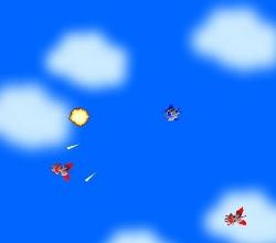 Sky Patrol Game