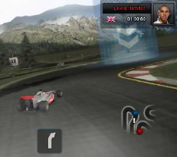 Mobil 1 Track Challenge Game