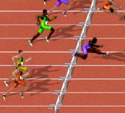 Hurdles - Road to Olympic Games Game