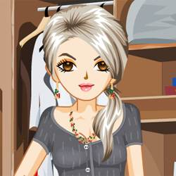 Office Party Night Dress Up Game