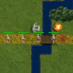 JRPG Defense Game