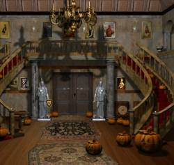 Escape 3D - Halloween Game