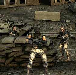 Mercenary Wars Game