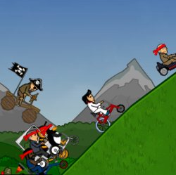 Cyclo Maniacs 2 Game
