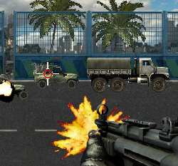 Road Assault 3 Game