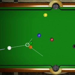 Master Snooker Game