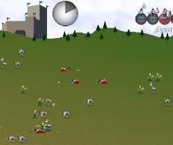 Warlords: Call to Arms Game