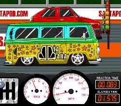 Santa Pod Racer Game