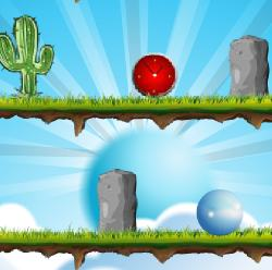 Water Ball Jumper Game