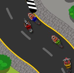 Road Racing Game