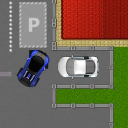 Turbo Parking Game