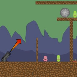 Mars Cannon 2 Game