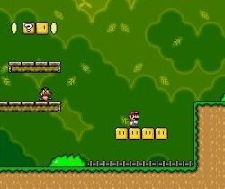 Monoliths Mario World 3 Game
