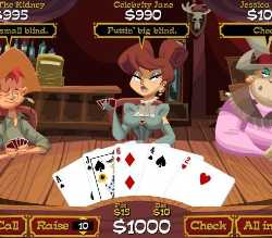 Good Ol' Poker Game