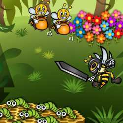 Bee Empire Game