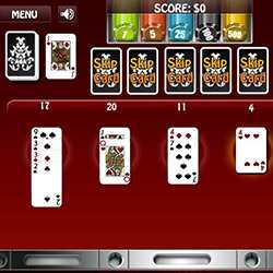 Hot Casino Blackjack Game