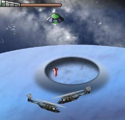 Terrorists In Uranus Game