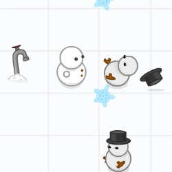 Battle of Snowmen Game
