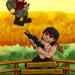 Rambo - The Shooter Game Game