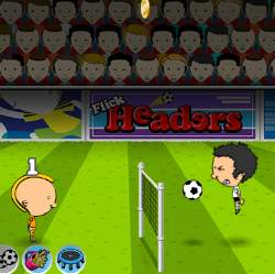Flick Headers Euro 2012 Game