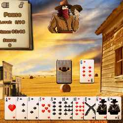 Cowboy Gin Rummy Game