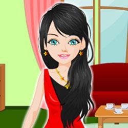 Free Style Dress Up Game