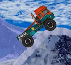 Truck Winter Drifting Game