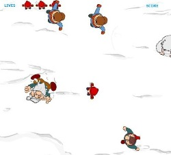 Snow Ball Warrior Game