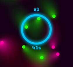 Neon Catcher Game