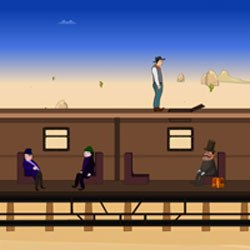 Wild West Great Rescue Game