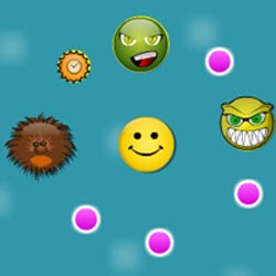 Smiley Destroyer Game