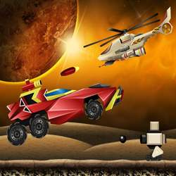 Space Patrol Game