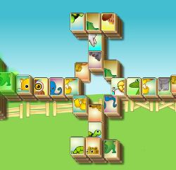 Zoo Mahjong Game
