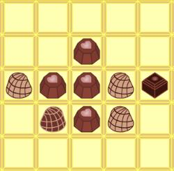 Chocolate Solitaire Game