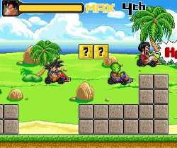 DragonBall Kart Game